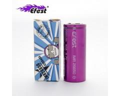 Batería Efest Morada IMR 26650 50A 4200mAh (Sin Tetón)