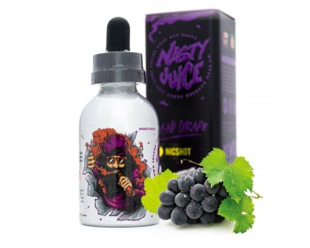 Asap Grape 0mg - Nasty Juice (50ml) TPD
