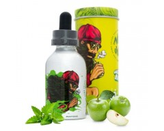 Green Ape 0mg - Nasty Juice (50ml) TPD