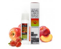 Fuji Apple, Strawberry, Nectarine 0mg - PachaMama by Charlie's Chalk Dust (50ml) TPD