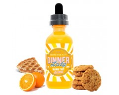 Orange Tart 0mg - Dinner Lady (50ml) TPD