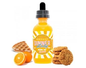 Orange Tart 0mg - Dinner Lady (50ml) TPD