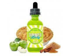 Apple Pie 0mg - Dinner Lady (50ml) TPD
