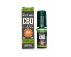 CBD Sativa Hemp Flavour - Vape You