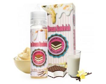 Vanilla & Cream 0mg - Ice Dream Sandwich (50ml) TPD