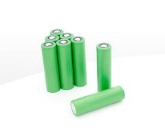 Bateria Efest Morada IMR 18650 35A V1 2900mAh (Sin Tetón)