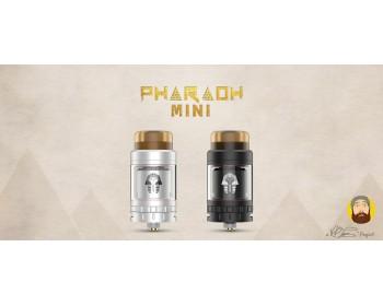 Pharaoh Mini RTA 2.0ml - Digiflavor