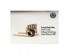 Framed Staple Alien 0.22/0.11 (Pack de 2 coils) - Bacterio Coils