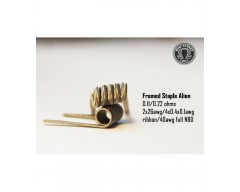 Framed Staple Alien 0.22/0.11 (Pack de 2 coils) - Bacterio Coils