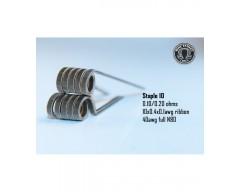 Framed Staple 0.20/0.10 (Pack de 2 coils) - Bacterio Coils