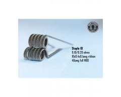 Framed Staple 0.20/0.10 (Pack de 2 coils) - Bacterio Coils