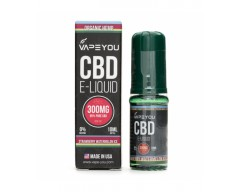 CBD Strawberry Watermelon Ice - Vape You