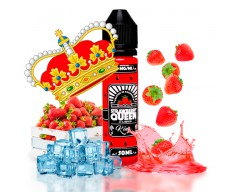 King Strawberry Ice (50ml) - Strawberry Queen E-liquid