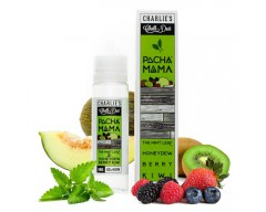 The Mint Leaf, Honeydew, Berry, Kiwi (50ml) - PachaMama by Charlie's Chalk Dust