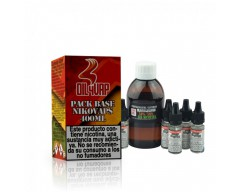 Pack Base y Nicokits (500ml) - Oil4vap