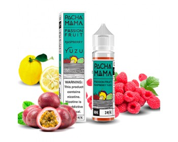 Blood Orange Banana Gooseberry  (50ml) - PachaMama by Charlie's Chalk Dust