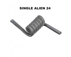 Single Alien 24 0.24Ω - Charro Coils Single Edition