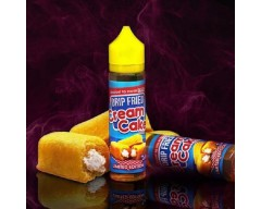Cream Cake (50ml) - Drip Fried (50ml)