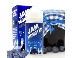 Blueberry 100ml - Jam Monster (BOOSTER)