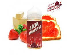 Apple 100ml - Jam Monster (BOOSTER)