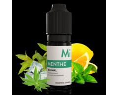 Mint 10ml (20mg de Sales de nicotina) - MiNiMAL FUU