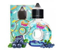 Donut Puff Blueberry - Vapempire