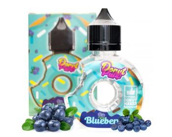Blueberry - Donut Puff