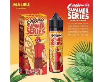Malibu Citrus Cola (50ml) + Cooling Booster (5ml) - Ossem Juice