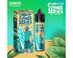 Hawaii Soursop Orange (50ml) + Cooling Booster (5ml) - Ossem Juice