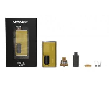 Luxotic BF Box 100W + Tobhino RDA 22mm - Wismec