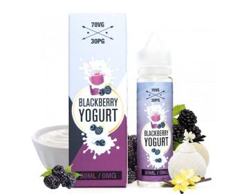 Blackberry Yogurt (50ml) - Elda