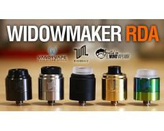 Widowmaker RDA - Vandy Vape & El Mono Vapeador