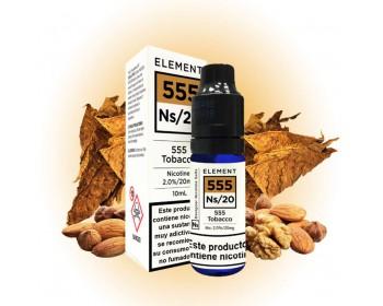 555 Tobacco 10ml (Sales de nicotina) - Element