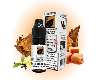 Vanilla 10ml (20mg de Sales de nicotina) - MiNiMAL FUU