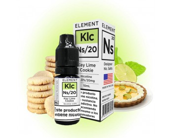 Key Lime Cookie 10ml (Sales de nicotina) - Element