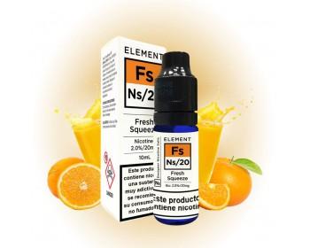 Fresh Squeeze 10ml (Sales de nicotina) - Element
