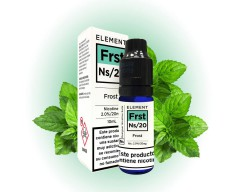 Frost 10ml (Sales de nicotina) - Element