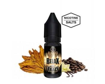 Relax 10ml (Sales de nicotina) - Eliquid France