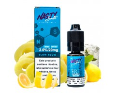 Slow Blow 10ml (20mg Sales de nicotina) - Nasty Juice Salt