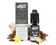 Silver Blend 10ml (10mg y 20mg sales de nicotina) - Nasty Juice Salt