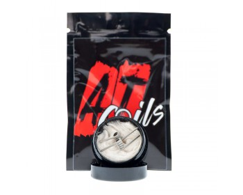 Pack de 2 Resistencias Avocado (0.15ohm single) - AT Coils