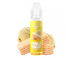 Vanilla Biscuit (50ml) - Essential Vape