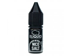 Nico Salt 20mg 50/50 - Eliquid France