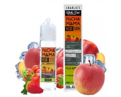 Fuji Apple Strawberry Nectarine 0mg - PachaMama by Charlie's Chalk Dust (50ml) TPD