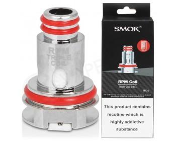 Resistencia RPM Triple Coil (0.6) - Smok