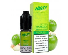 Green Ape 10ml (10mg y 20mg sales de nicotina) - Nasty Juice Salt