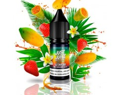 Strawberry & Curuba - Just Juice Nic Salt Exotic Fruits