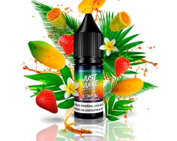Strawberry & Curuba - Just Juice Nic Salt Exotic Fruits