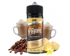 Vanilla Latte 100ml - Frappe Cold Brew