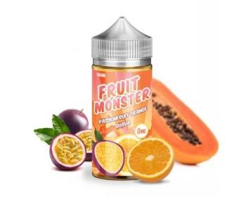 Fruit Monster Passionfruit Orange Guava 100ml - Jam Monster